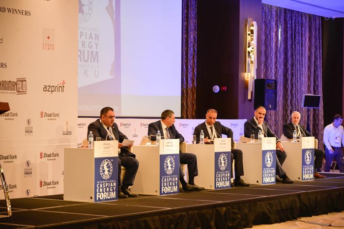 "IX International ""Caspian Energy Forum-2019"" was held in Baku on September 19."