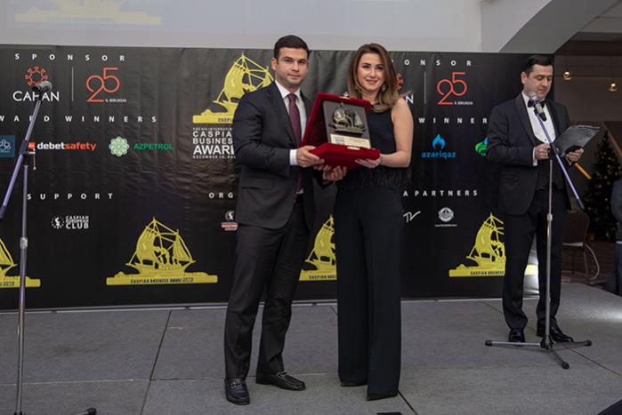 """2019-cu il dekabrın 18-də """"Caspian European Club"""" """"New Year Party"""" və """"Casipan Business Award"""" mükafatının təqdimetmə mərasimi keçirib"""