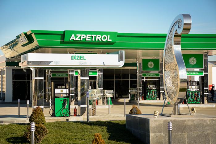 """Bakı şəhərində """"Azpetrol""""un yeni YDM-i istismara verilib"""